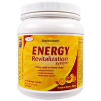 Enzymatic Therapy Fatigued to Fantastic!7 Energy Revitalization System* including B Complex - Tropical Citrus 30-day