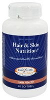 Enzymatic Therapy Hair & Skin Nutrition® 90 softgels