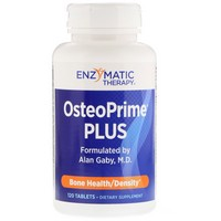 Enzymatic Therapy OsteoPrime PLUS 120 tabs