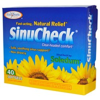 Enzymatic Therapy - SinuCheck, 40 Softgels