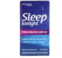Enzymatic Therapy - Sleep Tonight!, 28 Tablets