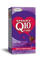 Enzymatic Therapy SMART Q10™ CoQ10 100 mg, Chocolate 30 chew tabs