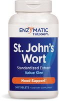 Enzymatic Therapy St. John's Wort Extract 240 tabs