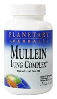 Mullein Lung Complex 850mg 90 Tablets