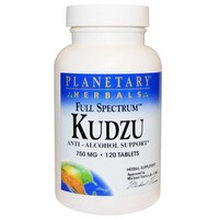 Planetary Herbals - Full Spectrum Kudzu, 750 mg, 120 Tablets