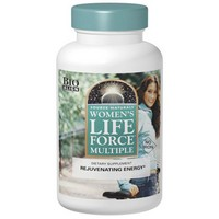 Source Naturals Women's Life Force® Multiple No Iron Bio-Aligned™ 90 tab