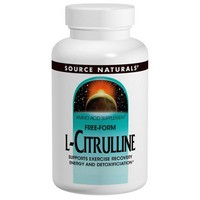 Source Naturals L-Citrulline 1000mg 120 tab