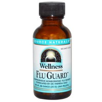 Source Naturals - Wellness FluGuard, .88 oz (25 g), 565 Pellets