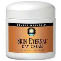 Source Naturals - Skin Eternal Day Cream, 4 oz (113.4 g)