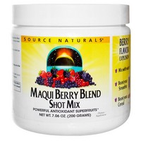 Source Naturals MAQUI BERRY BLEND SHOT MIX 200