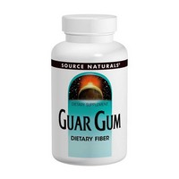 Source Naturals Guar Gum Powder Dietary Fiber 16 oz