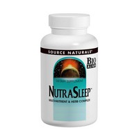 Source Naturals - NutraSleep, 100 Tablets
