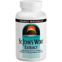 Source Naturals St. John's Wort Standardized Extract 300mg 240 cap